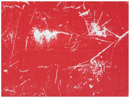 Multifunktionstuch rot grauweiss gemustert - Tuch - Schal - Schlauchtuch