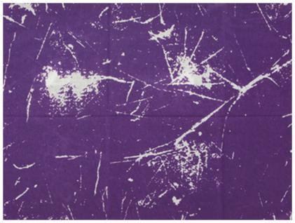 Multifunktionstuch violett grau gemustert - Tuch - Schal - Schlauchtuch