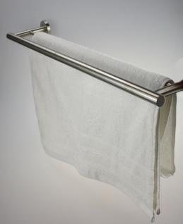 handtuchhalter handtuchablage aus edelstahl matt geb rstet l nge 600 mm kaufen bei ms. Black Bedroom Furniture Sets. Home Design Ideas