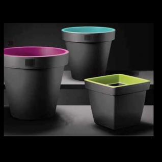blumentopf blumenk bel pflanztopf modell venere aus kunststoff diverse ausf hrungen kaufen. Black Bedroom Furniture Sets. Home Design Ideas