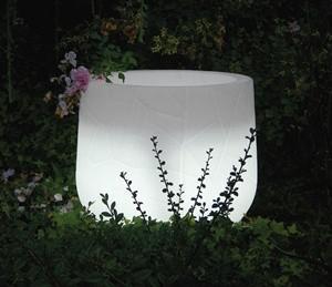 leucht blumentopf blumenk bel beleuchteter blumentopf modell memory kaufen bei ms beschl ge. Black Bedroom Furniture Sets. Home Design Ideas