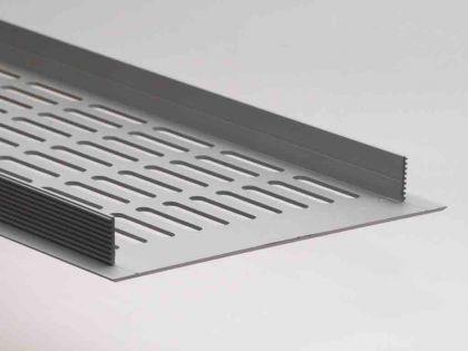 aluminium l ftungsgitter stegblech heizungsdeckel silber eloxiert 130mm x 500mm kaufen bei ms. Black Bedroom Furniture Sets. Home Design Ideas