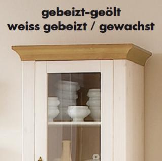 Esstisch Esszimmertisch Tisch 120x78 cm Landhausstil Kiefer massiv - Vorschau 4