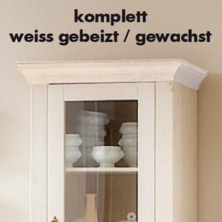 Esstisch Esszimmertisch Tisch 120x78 cm Landhausstil Kiefer massiv - Vorschau 5