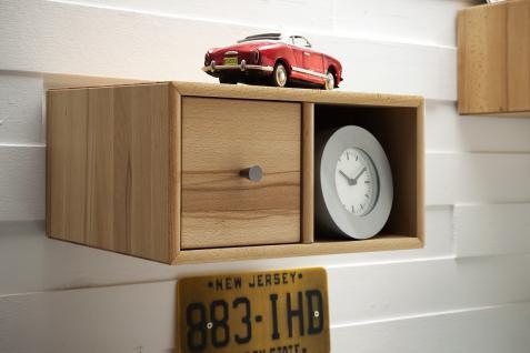 wandregal kernbuche massiv online kaufen bei yatego. Black Bedroom Furniture Sets. Home Design Ideas