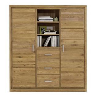 highboard schrank wildeiche g nstig online kaufen yatego. Black Bedroom Furniture Sets. Home Design Ideas
