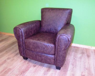 ledersessel polstersessel clubsessel sessel pellini leder. Black Bedroom Furniture Sets. Home Design Ideas