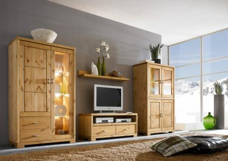 wohnzimmer kiefer massiv g nstig kaufen bei yatego. Black Bedroom Furniture Sets. Home Design Ideas