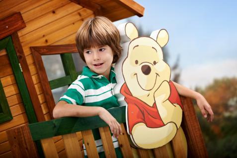 Spielhaus Holzspielhaus Spielhütte Winnie the Pooh Garten Kinder Holzspielhütte - Vorschau 5