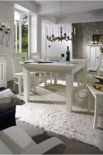 Esstisch Esszimmertisch Tisch Holztisch Küchentisch 135x90 cm Kiefer massiv