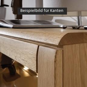 Sideboard Kommode Anrichte Kernbuche Wildeiche Bianco geölt massiv - Vorschau 4