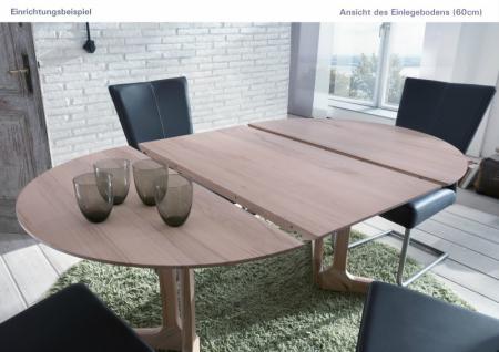 Tisch Esstisch Rundtisch Konferenztisch Esszimmer Büro Kernbuche massiv - Vorschau 2