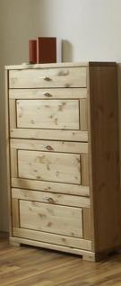 massiv kiefer schuhschrank online kaufen bei yatego. Black Bedroom Furniture Sets. Home Design Ideas