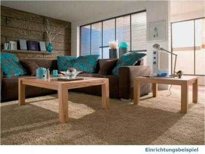 Couchtisch Ecktisch Beistelltisch Wohnzimmermöbel Sofatisch massiv - Vorschau 2