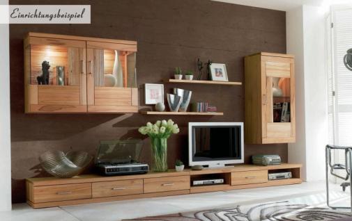 lowboard tv board tv lowboard tv m bel kernbuche massiv ge lt kaufen bei saku system vertriebs. Black Bedroom Furniture Sets. Home Design Ideas