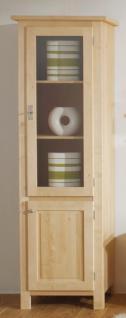 vitrine vitrinenschrank wohnzimmer schrank hochschrank. Black Bedroom Furniture Sets. Home Design Ideas