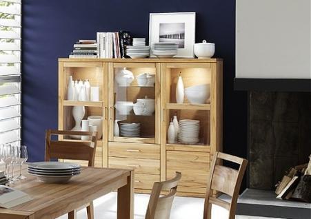 Esszimmer sideboard vitrine günstig online kaufen   yatego
