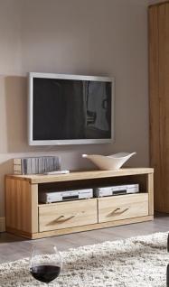 TV-Board Lowboard TV-Anrichte TV-Konsole TV-Möbel Kernbuche massiv geölt