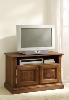 TV-Anrichte TV-Konsole TV-Board Lowboard TV-Tisch Fichte massiv lackiert