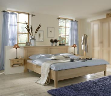 bett doppelbett ehebett nachtk stchen nachtkommode schlafzimmer fichte massiv kaufen bei saku. Black Bedroom Furniture Sets. Home Design Ideas
