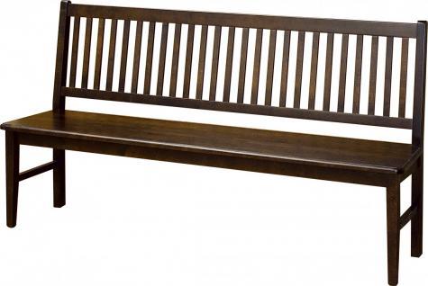 esszimmer einrichtung essgruppe sideboard vitrine birke massiv lackiert braun kaufen bei saku. Black Bedroom Furniture Sets. Home Design Ideas