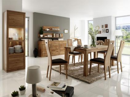 essgruppe eiche ge lt online bestellen bei yatego. Black Bedroom Furniture Sets. Home Design Ideas