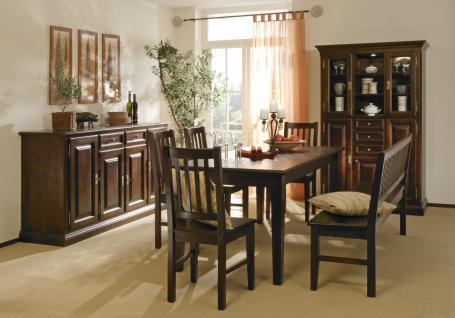 sideboard kolonialstil massiv g nstig online kaufen yatego. Black Bedroom Furniture Sets. Home Design Ideas