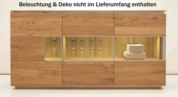 anrichte sideboard eiche ge lt bestellen bei yatego. Black Bedroom Furniture Sets. Home Design Ideas