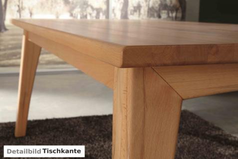 Tischgruppe Esstischgruppe Gestellauszug Stühle Esszimmer Kernbuche massiv - Vorschau 2