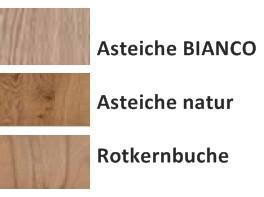 Tischgruppe Esstischgruppe Gestellauszug Stühle Esszimmer Kernbuche massiv - Vorschau 3