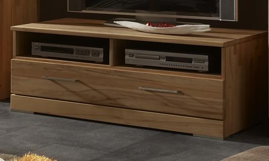 TV-Board TV-Anrichte TV-Konsole Lowboard Kernbuche massiv geölt