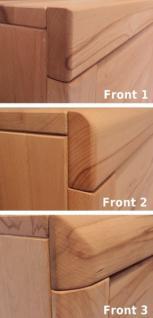 Mediaboard TV-Board Lowboard Wildeiche massiv Bianco geölt - Vorschau 3