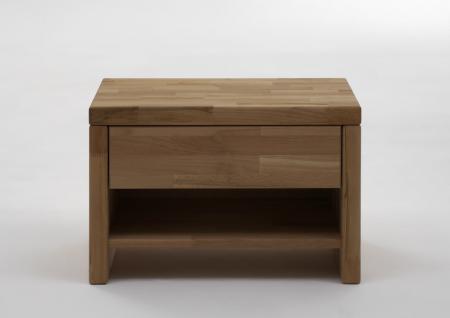 nachtkommode kommode nachttisch nachtkonsole kernbuche ge lt massiv kaufen bei saku system. Black Bedroom Furniture Sets. Home Design Ideas
