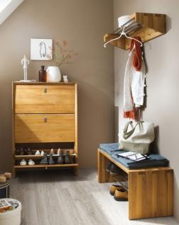 garderobe kernbuche mit bank g nstig online kaufen yatego. Black Bedroom Furniture Sets. Home Design Ideas