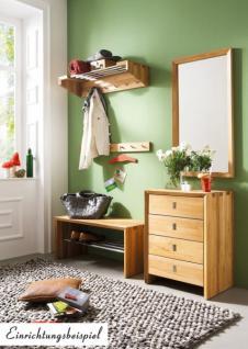 schuhbank bank sitzbank flur diele kernbuche massiv ge lt kaufen bei saku system vertriebs gmbh. Black Bedroom Furniture Sets. Home Design Ideas