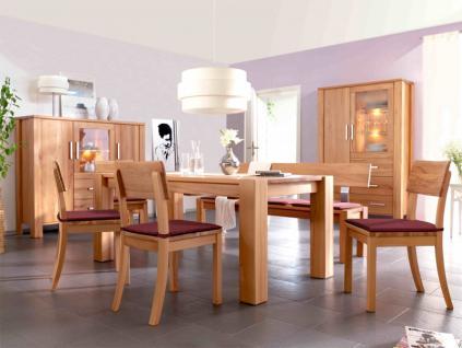 kernbuche esszimmer com forafrica. Black Bedroom Furniture Sets. Home Design Ideas