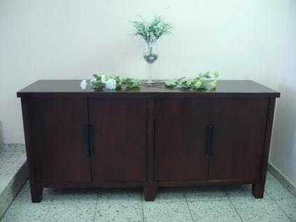 anrichten und sideboards in schwarz online kaufen yatego. Black Bedroom Furniture Sets. Home Design Ideas