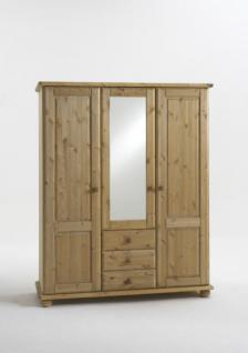 kleiderschrank schrank schlafzimmerschrank 3 t rig kiefer massiv kaufen bei saku system. Black Bedroom Furniture Sets. Home Design Ideas