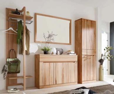 garderobenset dieleneinrichtung wohnwand kernbuche massiv ge lt made in germany kaufen bei. Black Bedroom Furniture Sets. Home Design Ideas