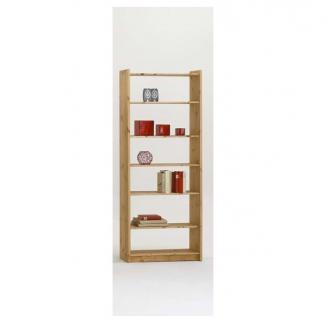 Bücherregal Regal Holzregal 60 cm breit Kiefer massiv - Vorschau