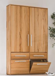 multifunktionsschrank schrank kernbuche massiv ge lt edel luxus made in germany kaufen bei. Black Bedroom Furniture Sets. Home Design Ideas