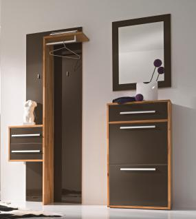 garderobe hochglanz schuhschrank g nstig bei yatego. Black Bedroom Furniture Sets. Home Design Ideas