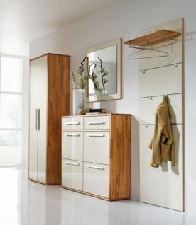 garderobe kernbuche schuhschrank g nstig bei yatego. Black Bedroom Furniture Sets. Home Design Ideas