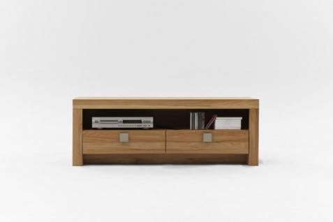 TV-Kommode TV-Board Lowboard Wohnzimmer Kernbuche oder Wildeiche massiv geölt - Vorschau 1