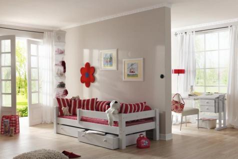 bett mit schubladen online bestellen bei yatego. Black Bedroom Furniture Sets. Home Design Ideas