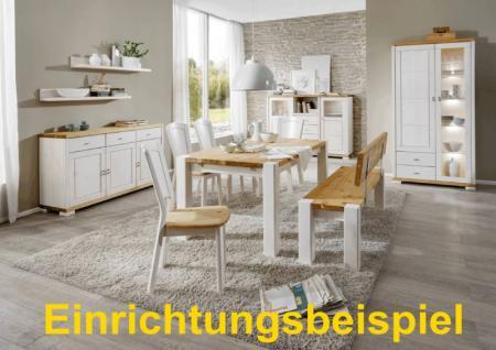 Sideboard Kommode Anrichte Landhausstil modern Kiefer massiv - Vorschau 2