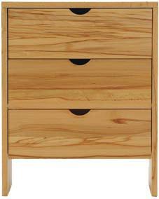 schubladenkommode kernbuche g nstig online kaufen yatego. Black Bedroom Furniture Sets. Home Design Ideas