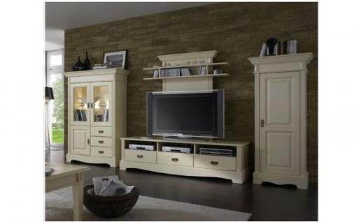 Kiefer Massiv Wohnzimmer Schrankwand Online Kaufen