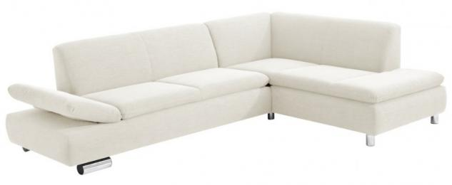 Wohnlandschaft Polstergarnitur Textilsofa Ecksofa Eckcouch Wohnzimmer Couch - Vorschau 3