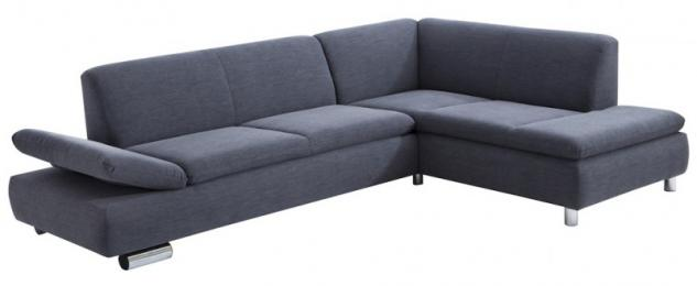 Wohnlandschaft Polstergarnitur Textilsofa Ecksofa Eckcouch Wohnzimmer Couch - Vorschau 4